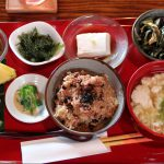 Ryukyku-Essen Okinawa Hundertjährige