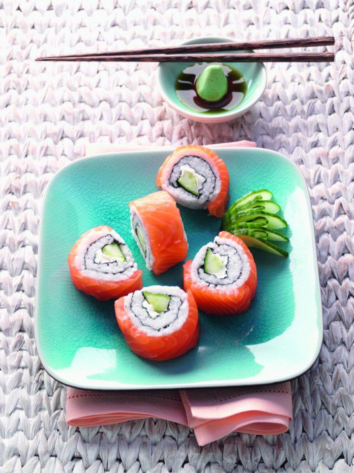 Sunset Sushi