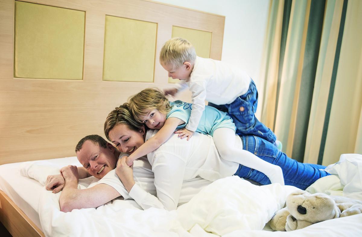 Luxusurlaub mit Kindern