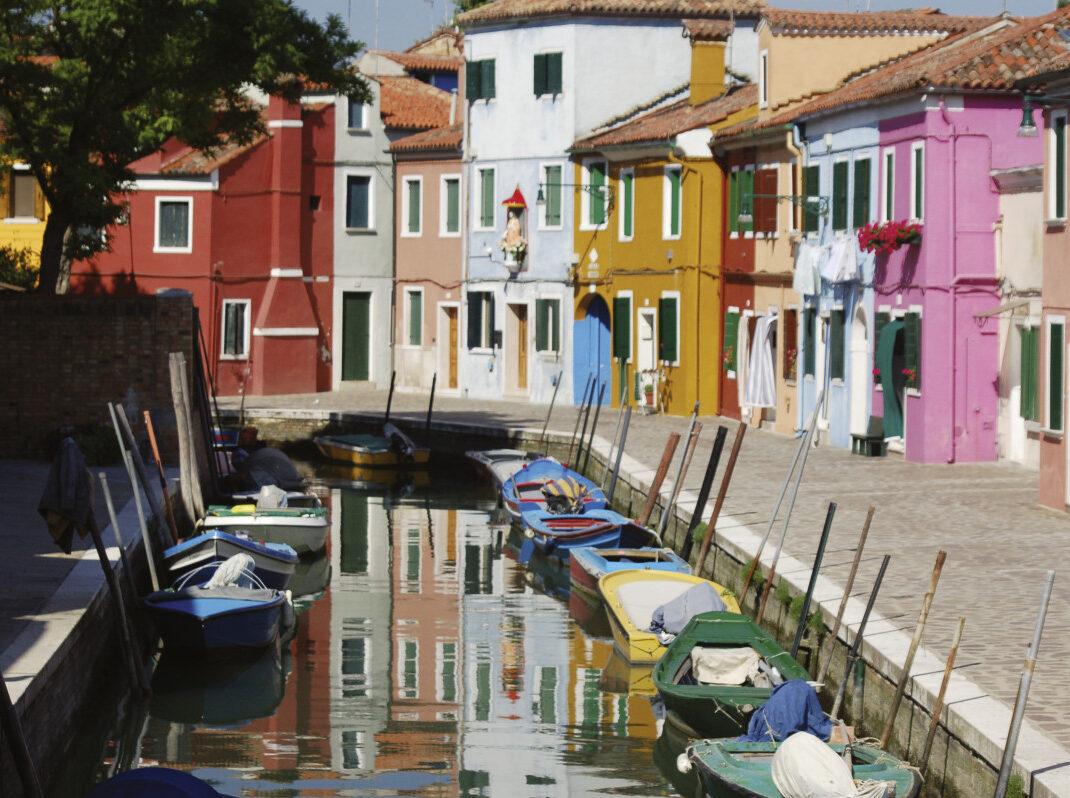 Sehnsuchtsorte Murano Italien