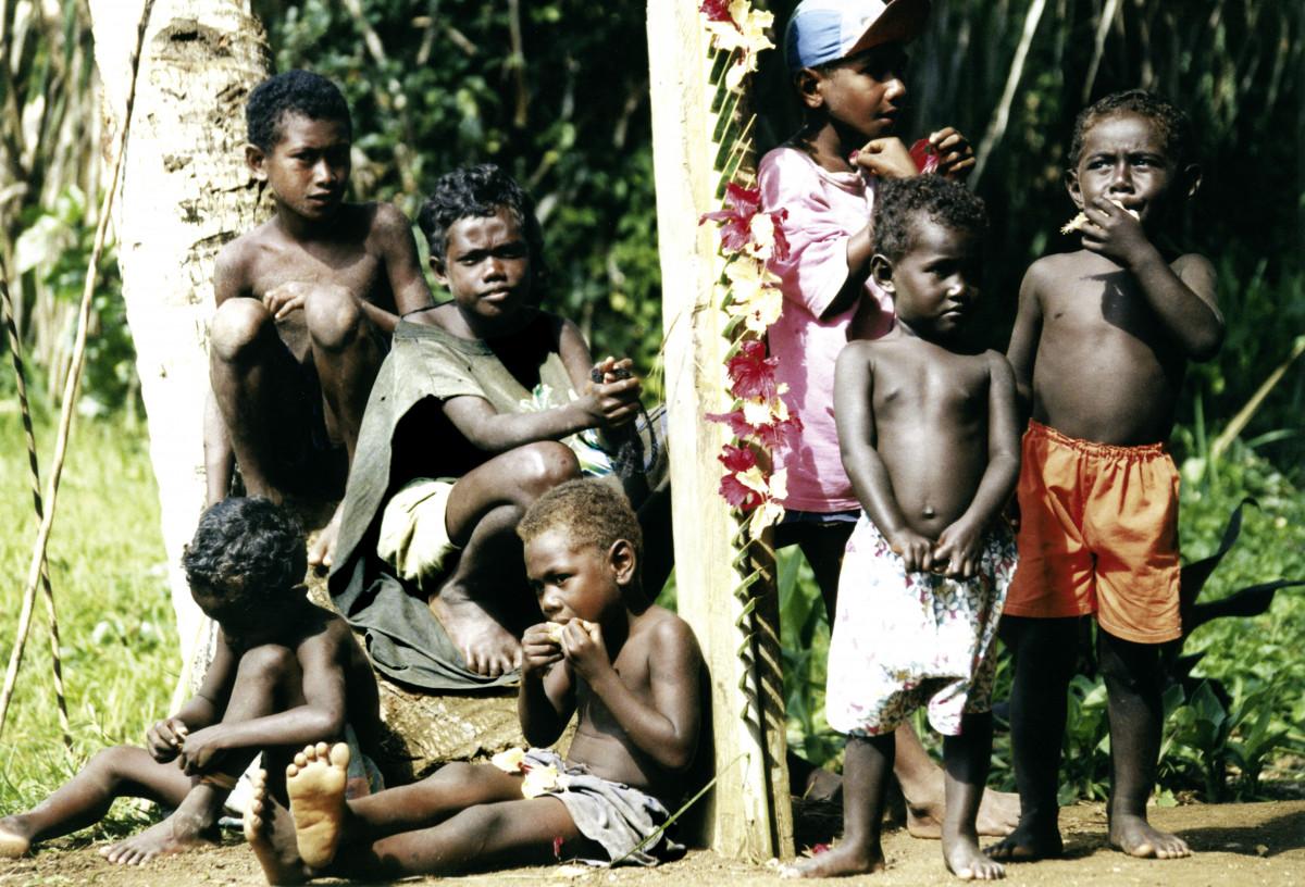 Sehnsuchtsorte Salomonen Melanesien