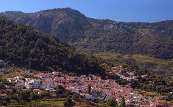 Wandern auf Samos