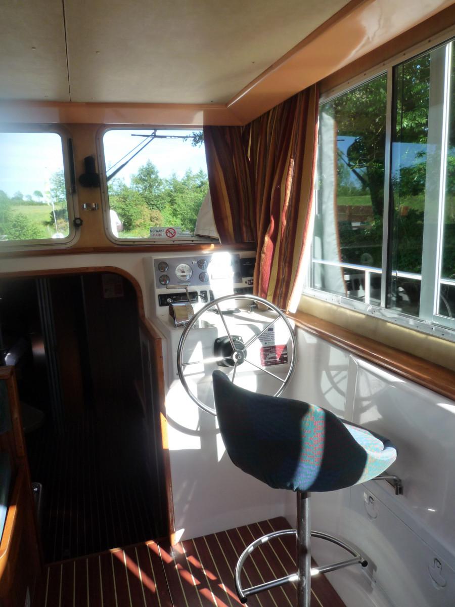 Mit dem Hausboot durch Irland - Irland unkonventionell entdecken