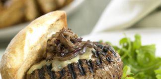 Rezepte irische Küche - Beef Burger