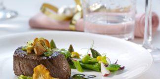 Rezepte irische Küche - Tornedos - Filetsteaks mit Pfifferlingen