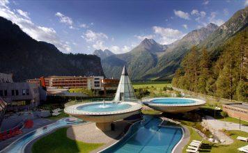 Aqua Dome - tirol Therme Längenfeld: Kurzurlaub in Tirol zu gewinnen