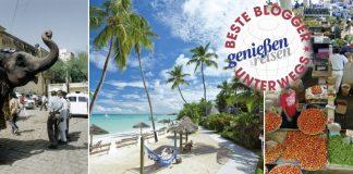 genießen und reisen Blogempfehlungen