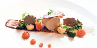 Rezept Süßholzwurzel - Matcha - Sanddorn:Brandenburg kulinarisch: Gourmet Menü im Hotel und Restaurant Goldener Hahn inklusive 3 Übernachtungen für zwei Personen zu gewinnen!