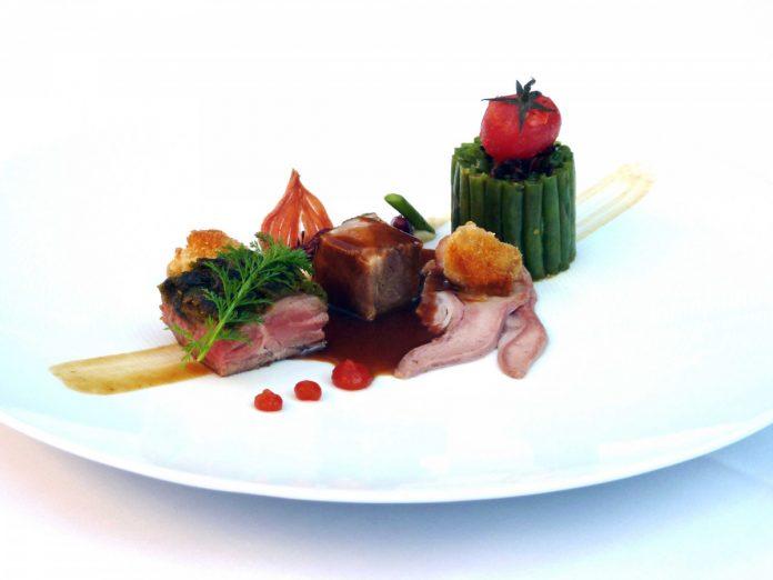 Niederlausitzer Heidelamm Brandenburg kulinarisch: Gourmet Menü im Hotel und Restaurant Goldener Hahn inklusive 3 Übernachtungen für zwei Personen zu gewinnen!