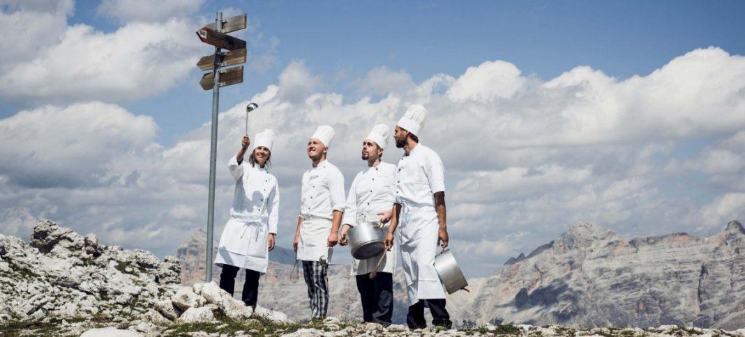 Genuss-Aufstieg in Alta Badia