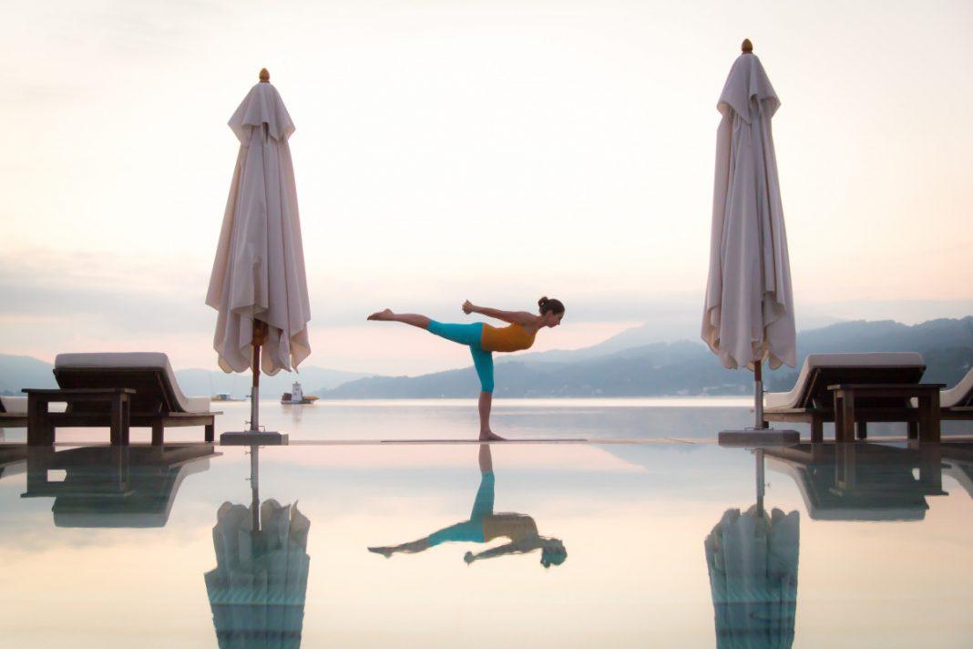 Falkensteiner Schlosshotel Velden Yoga am Wörthersee