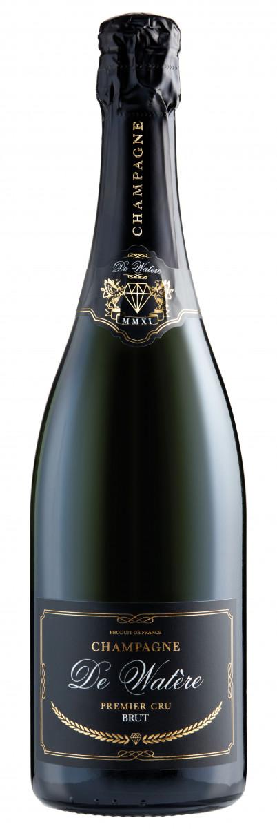 VOn Kennern bevorzugtChampagne De Watere_Cuvée 1er Cru Brut Blanc