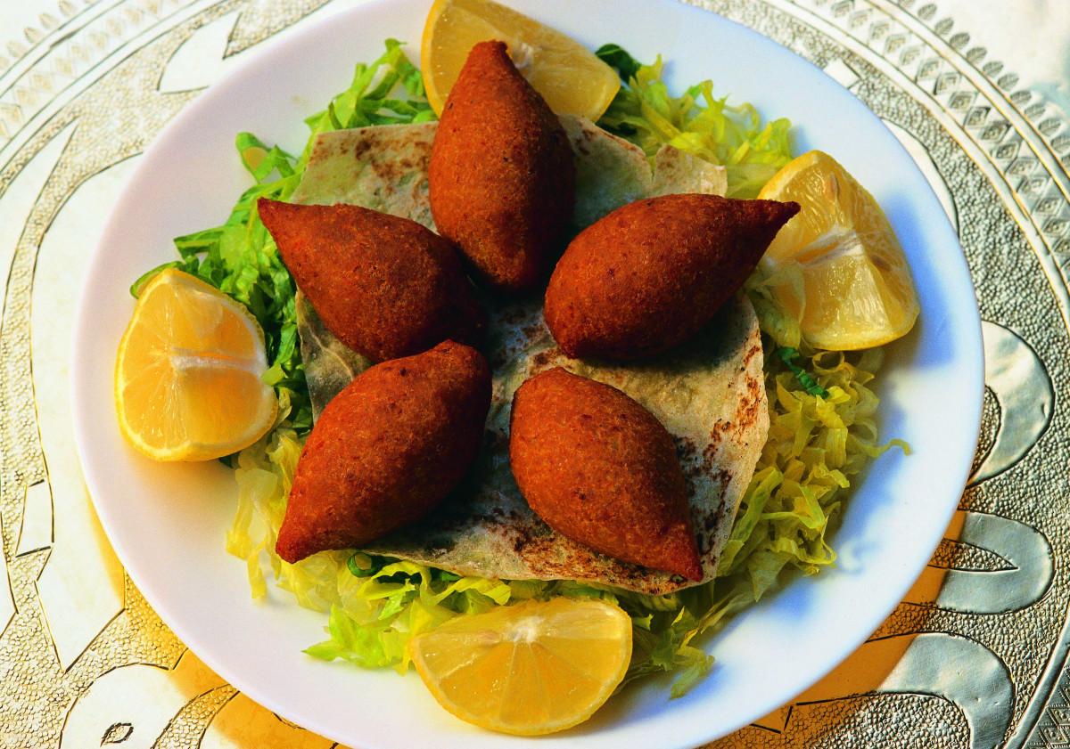 Arabische Küche 3