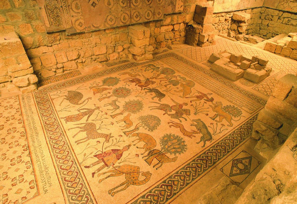 Im Reich der Wüstensöhne Jordanien Mount Nebo