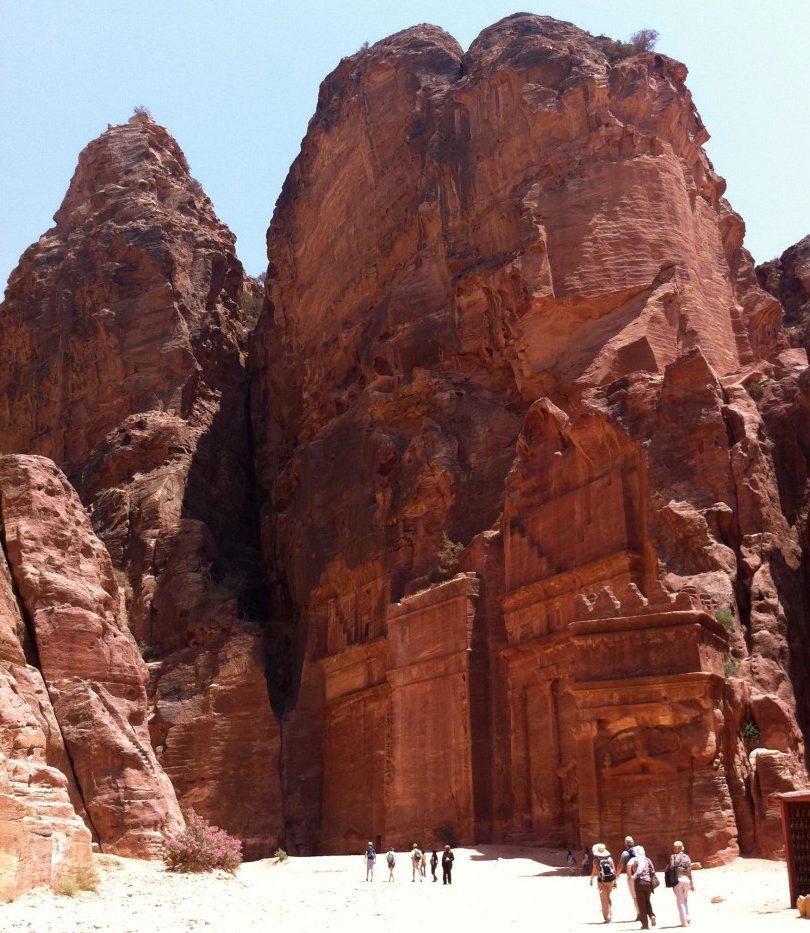 Rätselhafte Felsenstadt Petra 2