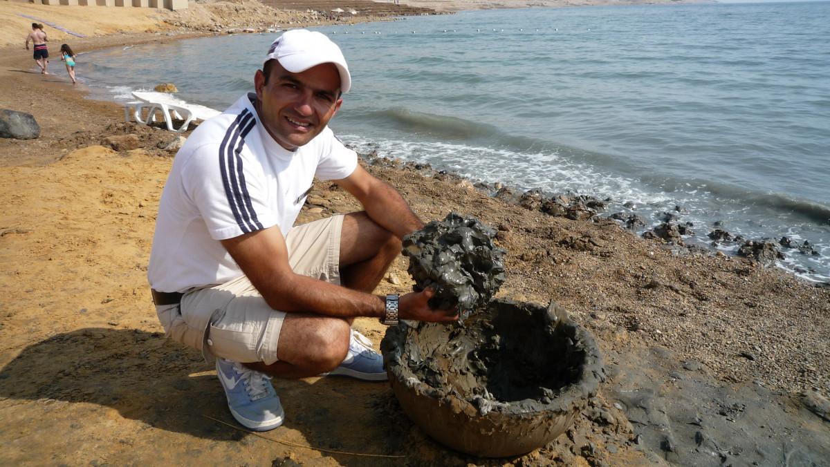 Das Tote Meer das größte Freiluft-Spa der Welt 4