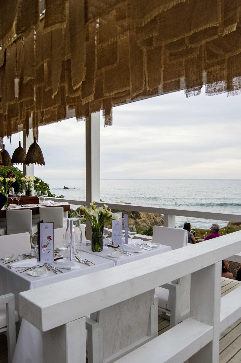 Dieter Koschina - kulinarische Institution in der Vila Joya, Alubfeira, Algarve