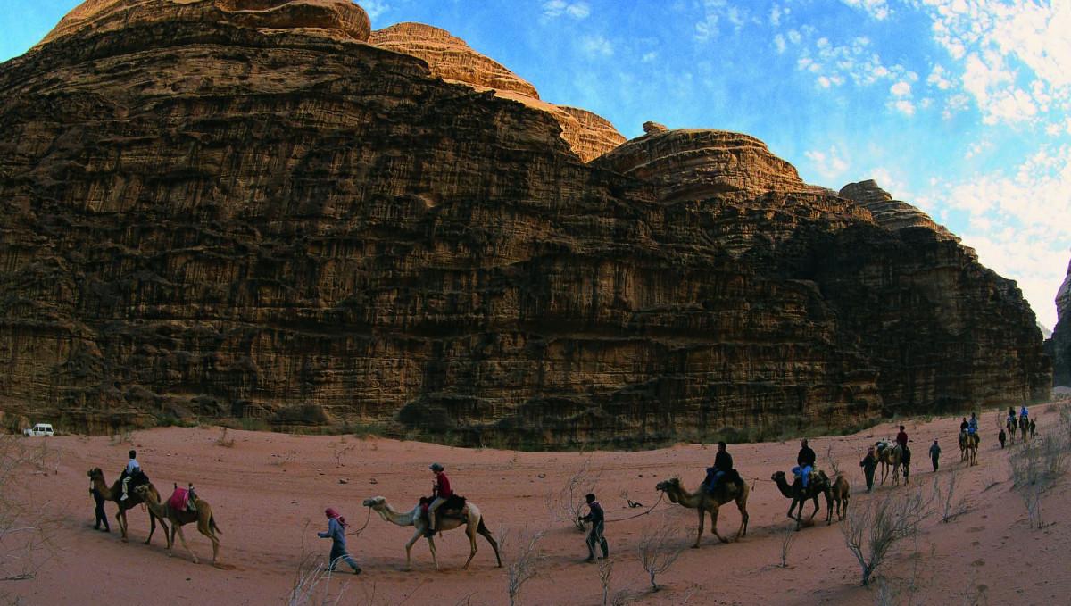 Im Reich der Wüstensöhne Jordanien2
