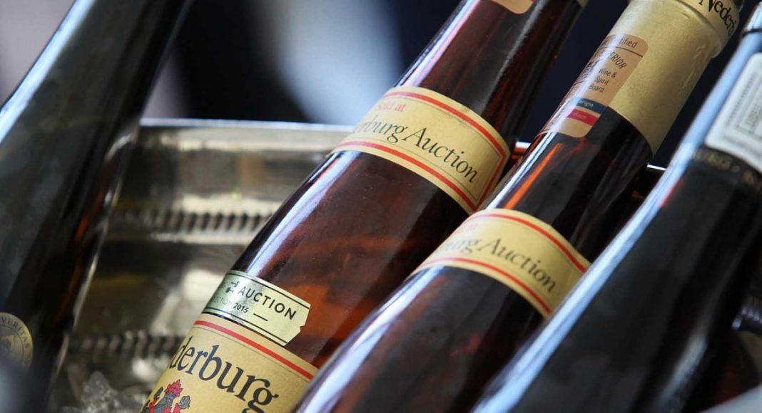seltene Weine exklusiv Nederburg Auction