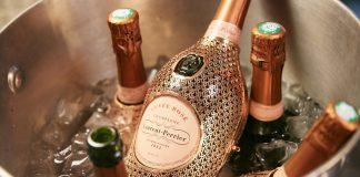Cuvée Rosé von Champagner Laurent-Perrier