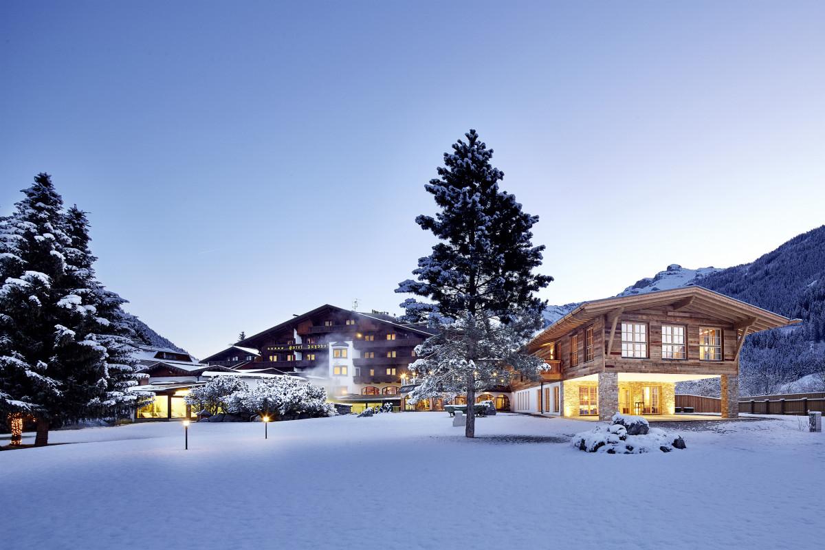 Eine Woche Urlaub im Stubaital Hotel Jagdhof 2
