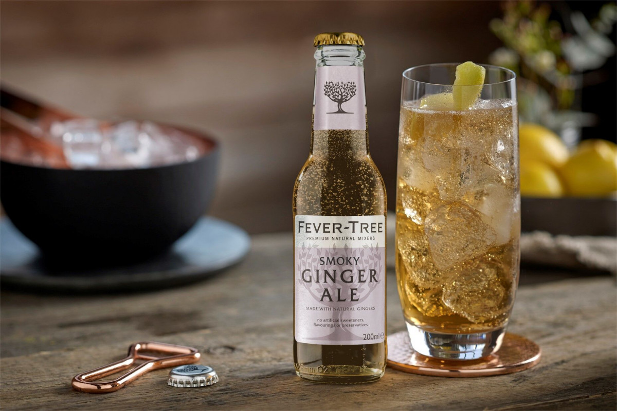 Fever-Tree launcht Madagascan Cola, Smoky Ginger Ale und Spiced Orange Ginger Ale: drei neue Mixer perfekt für dunkle Spirituosen.