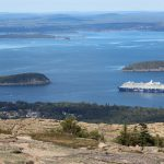 Mein Schiff 6: Nordamerika Kreuzfahrt mit Umweltschutz, Blick-vom-Mount-Cadillac