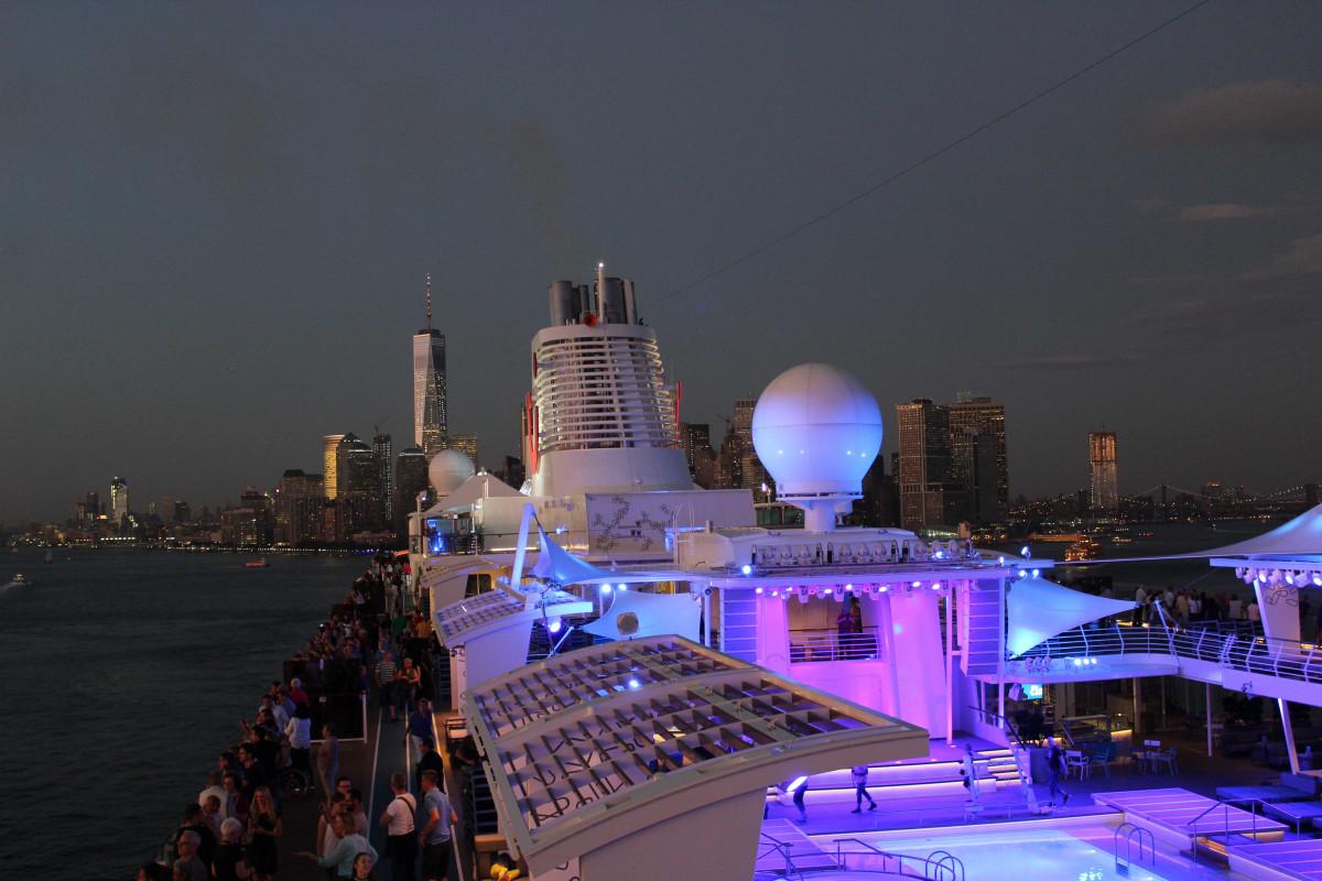 Nordamerika Kreuzfahrt mit Umweltschutz Mein Schiff 6