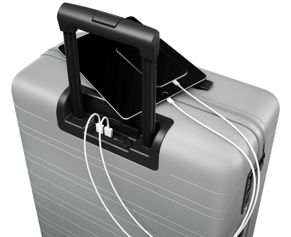Koffer mit GPS 2