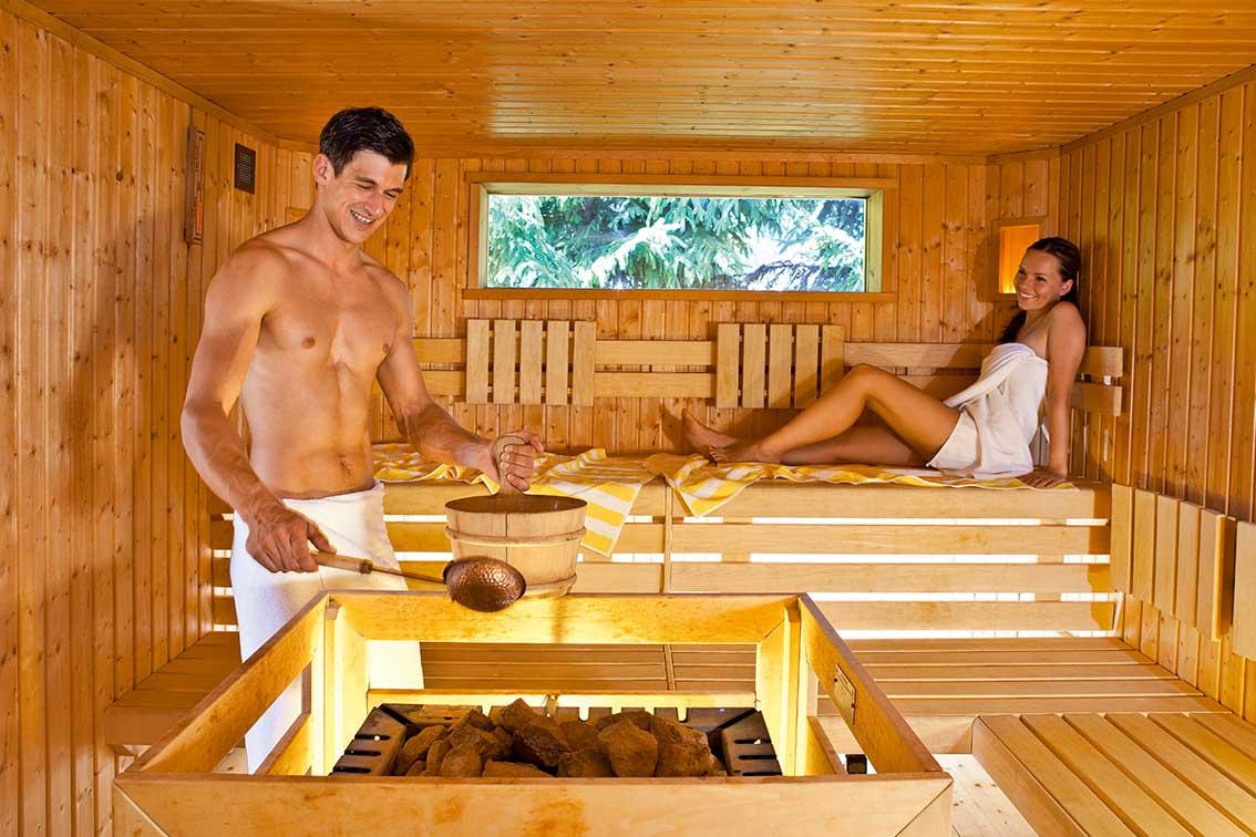 Parkhotel Zum Engel in Sterzing: Wellness im Winter