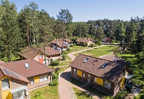 Ferienzentrum Trassenmoor auf Usedom © Thomas Ruddies.