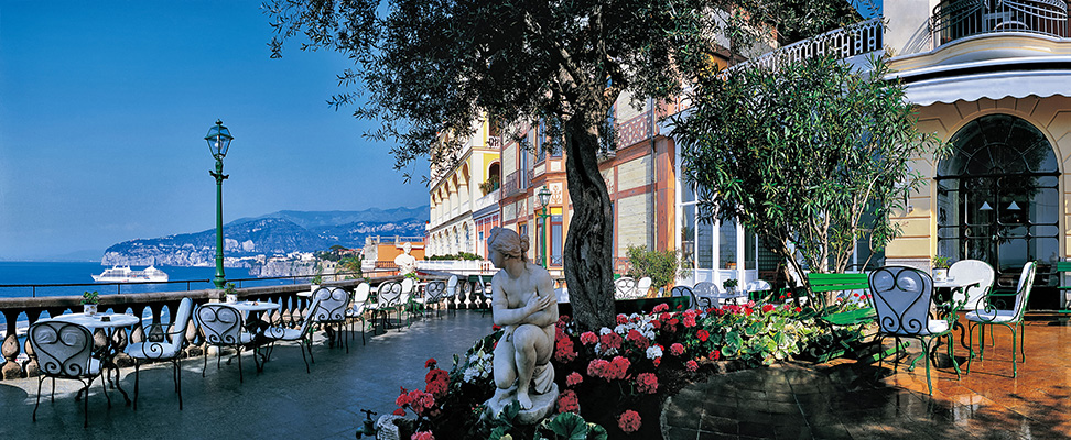 GHEV Terrazza Vittoria ©Grand Hotel Excelsior Vittoria