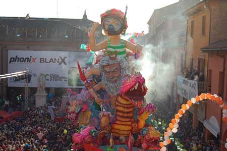 Karneval in Ferrara