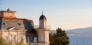 Schlosshotel Les Tourelles an der Côte d'Azur © Julia Zimmermann