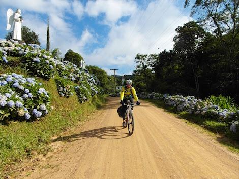 Braslien und Radfahren