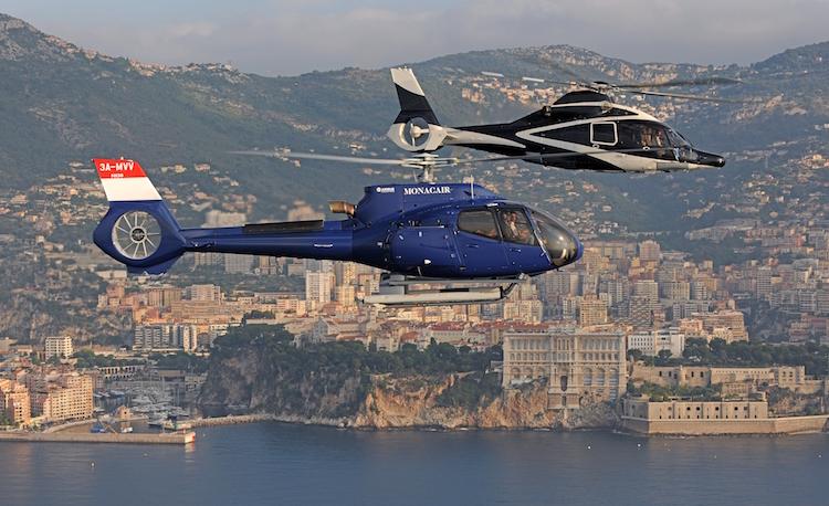 Monaco Luxuslabel Heli