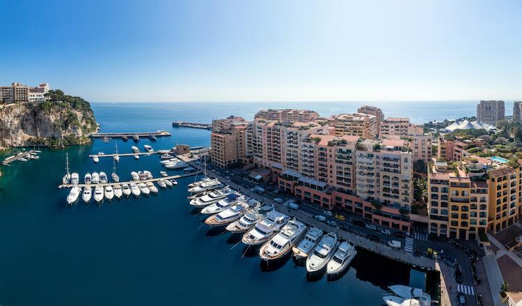 Fuerstentum Monaco Boote