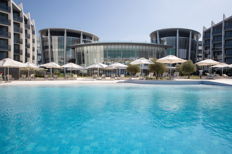 Wellness und Pool Abu Dhabi