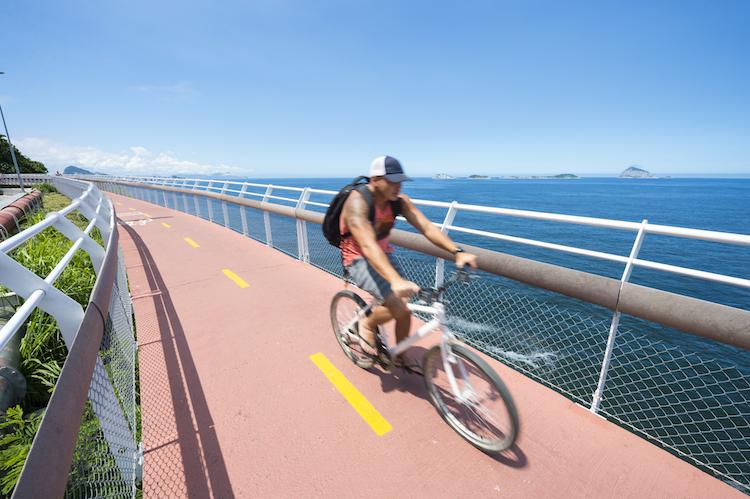 Brasilien Radfahren Urlaub für Aktive