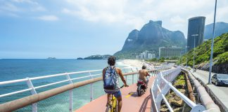 Rio de Janeiro Radweg