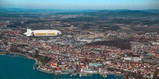 Einmal Zeppelin fliegen: Das geht im Europapark