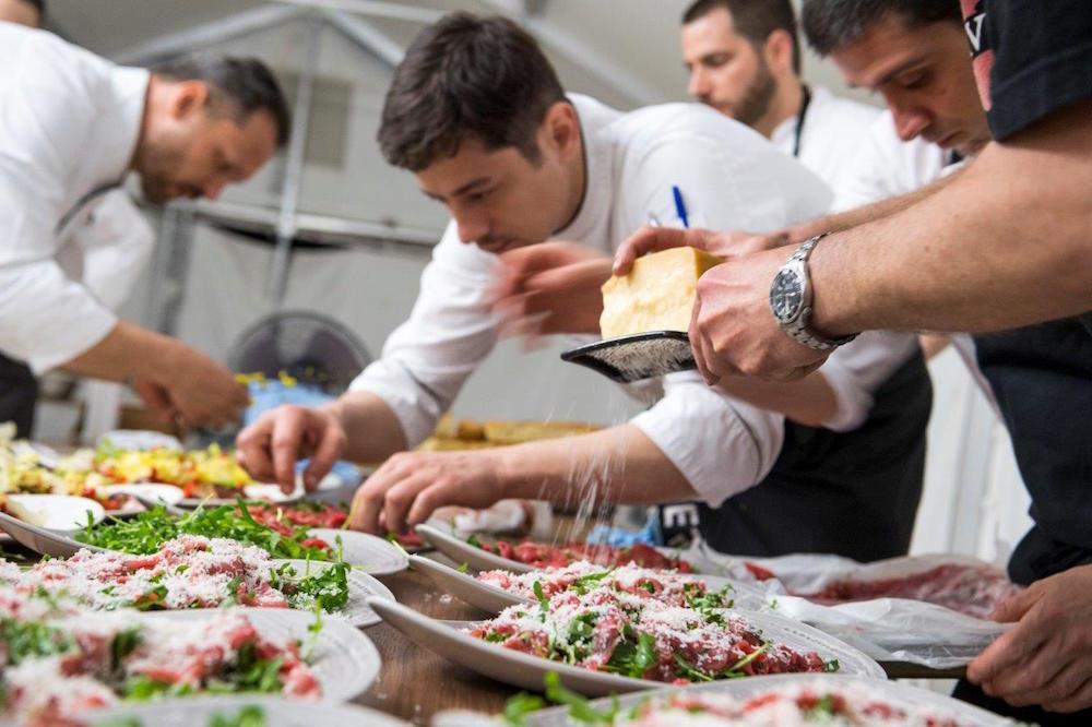 Event Gourmet Venedig
