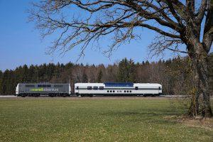 Eisenbahnfahrt für Gourmets
