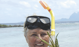 Chefredakteurin Annemarie Heinrichsdobler spart Plastik und Müll