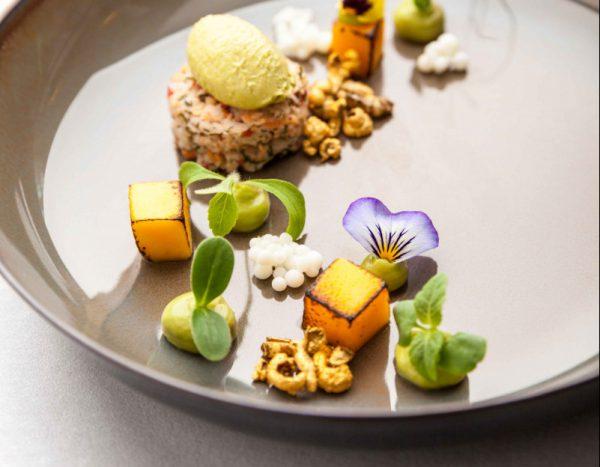 Rezept von Maximilian Moser aus dem Gourmetrestaurant Aubergine