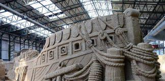 Sandskulpturen Travemünde