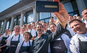 Das Gourmet Event 2019: Die Gault Millaut Garden Party in Bad Ragaz