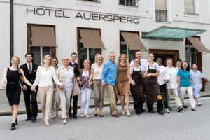 Hotel Villa Auersperg Salzburg