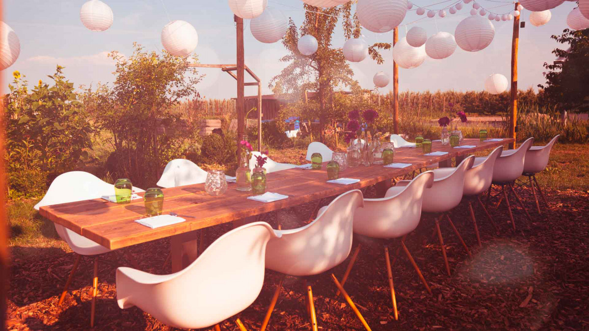 Farm to Table Pop Up Event mit Sternekoch Jens Rittmeyer