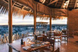 Hotel Omaanda in Namibia - Restaurant